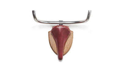 Bicycle Hanger (leather)